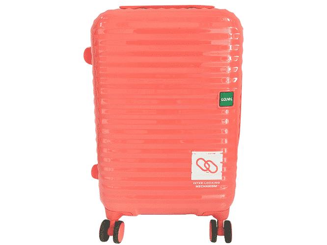 pembuatan sarung koper cover me pink sebelumnya