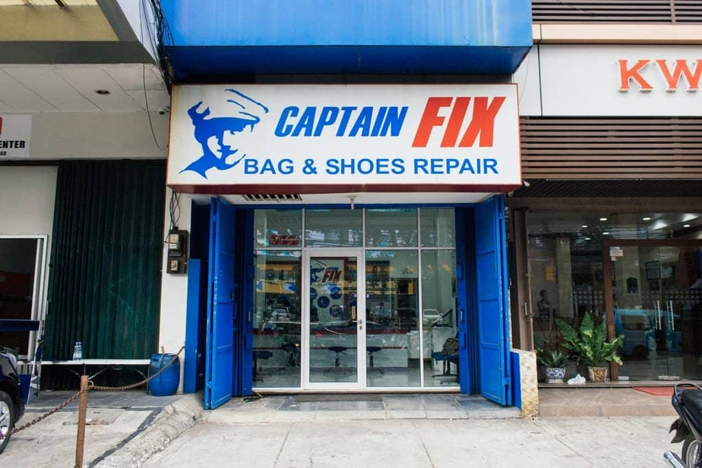 captain fix pondok indah